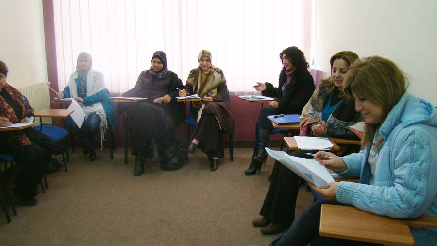English Language Course for the Region's Community Organizations