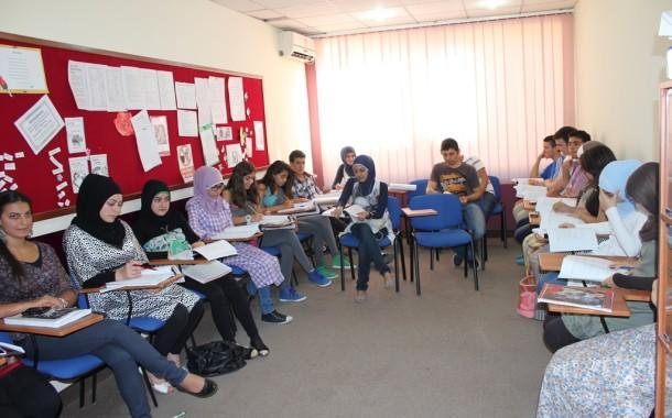TOEFL preparation courses