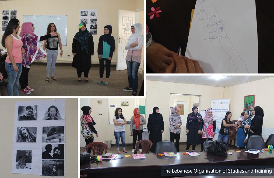 Vulnerable Syrian and Lebanese Women in Baalbeck-Hermel Rural Communities Being Empowered