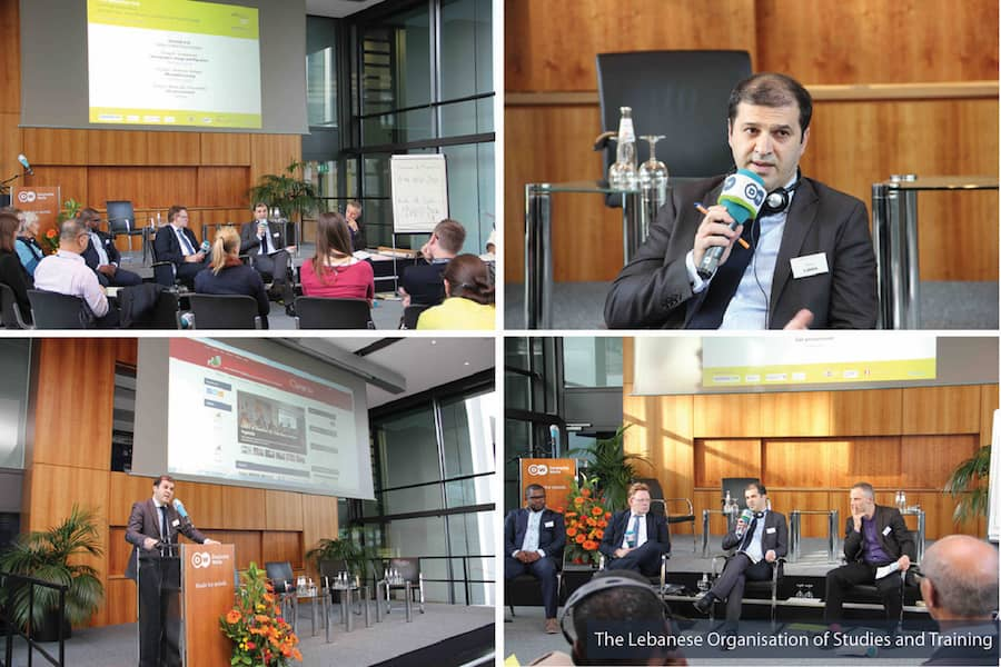 LOST's Experience Shared in the Bonn Symposium 2016