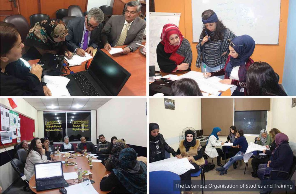 Women and Men Capacitated to Handle Public Concerns