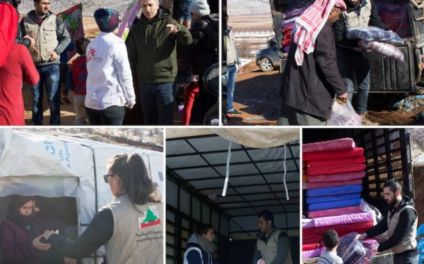Together for a Quick Response: LOST, UNICEF, UNHCR, and MSF Tackle Scabies