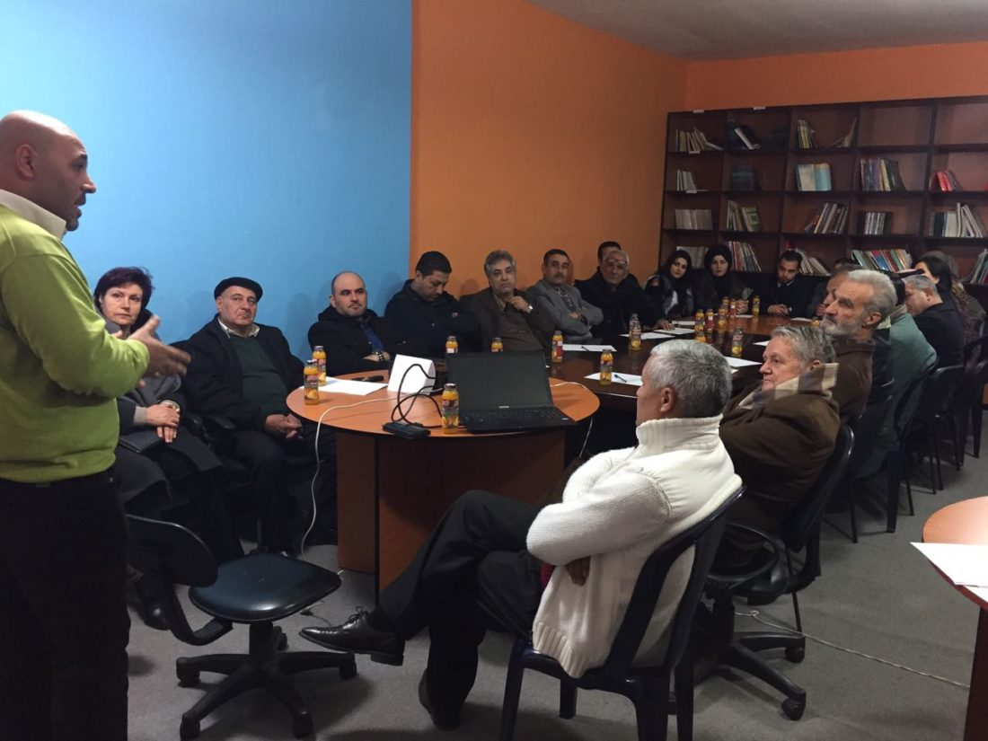 Networks of Peace; a Step towards Reduced Tension in Baalbeck-Hermel