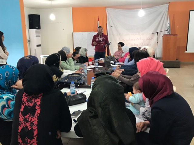 Engaging Syrian and Lebanese Women in Social Stability in Baalbeck-Hermel