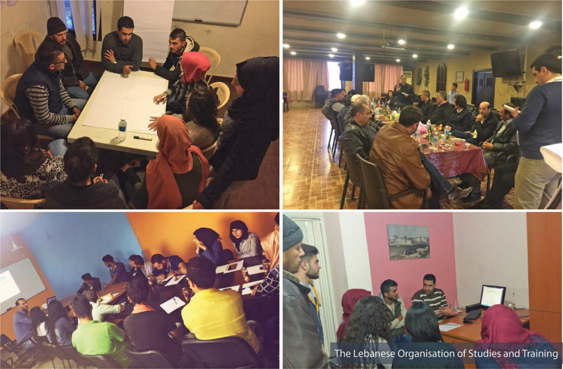 Strengthening Social Cohesion through Community Projects
