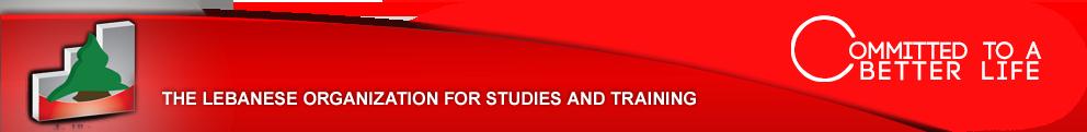 Lebanese Organization for Studies and Training | NGO
