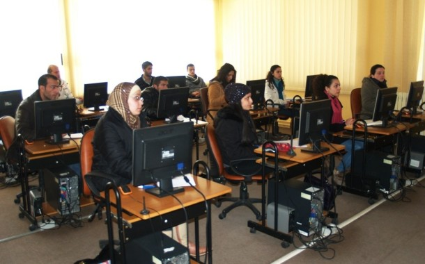 CCNA-CISCO TRAINING KICKED OFF IN LOST-BAALBECK