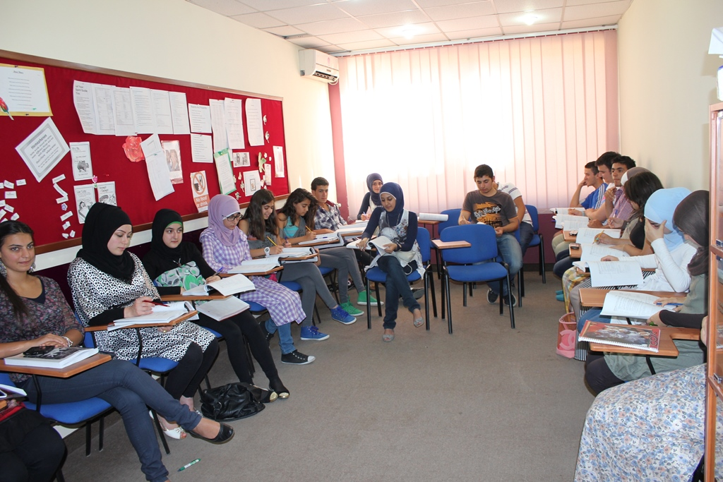 TOEFL preparation courses