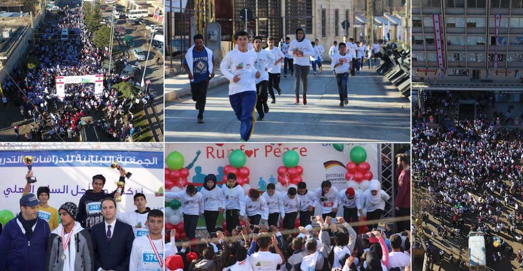 Baalbeck Is Running for Peace