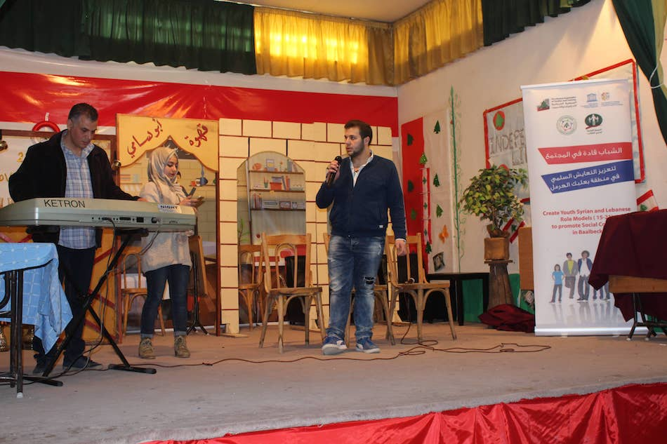 LOST And UNESCO Strengthen Social Bonds in Baalbeck through Music