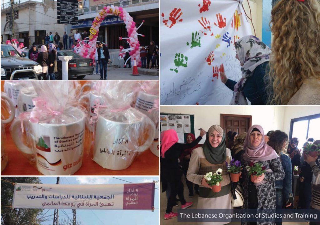Women of Baalbeck-Hermel Celebrate International Women's Day