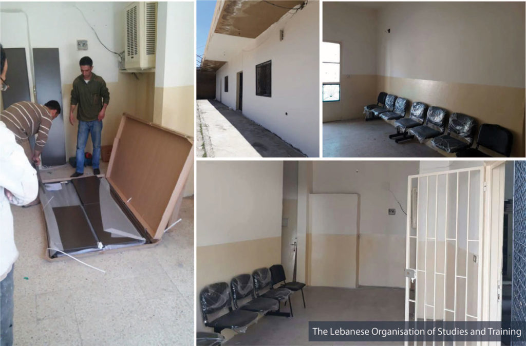 Labweh Directorate-General of Census Renovated