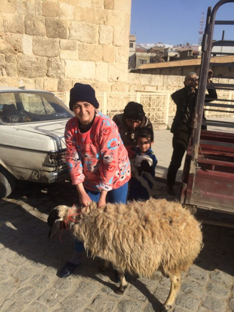 Supporting Families through Livestock
