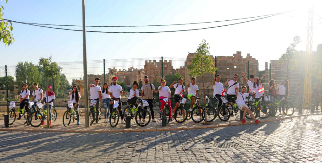Biking for Unity, Peace, and Mutual Understanding!