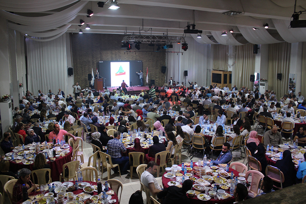 LOST and UNICEF Gather for a Fruitful Ramadan Iftar