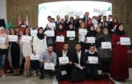 Young LebaneseandSyriansbecome Certified in Specialized Courses